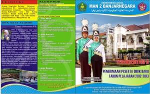 Brosur MAN 2 Banjarnegara