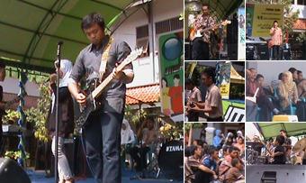 Lihat Parade Band