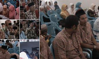 Lihat halal bi halal 2009